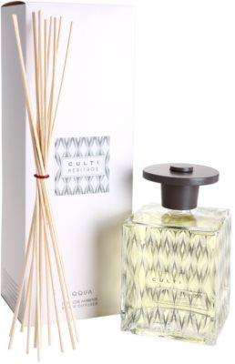 Culti Heritage Clear Wave aroma difusor com recarga   (Aqqua) 1