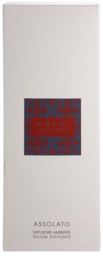 Culti Heritage Red Echo aроматизиращ дифузер с пълнител  малка опаковка (Aqqua) 3