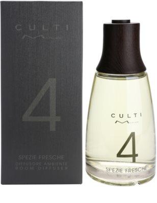 Culti Matelier aroma difusor com recarga   (Nr. 4 Spezie)