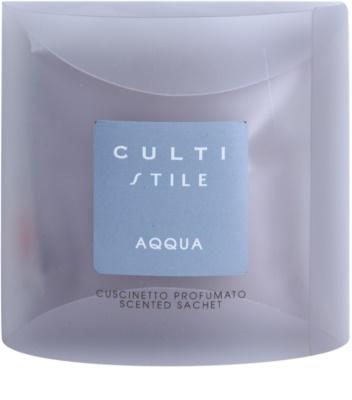Culti Stile vôňa do prádla   parfémovaný sáčok (Aqqua)