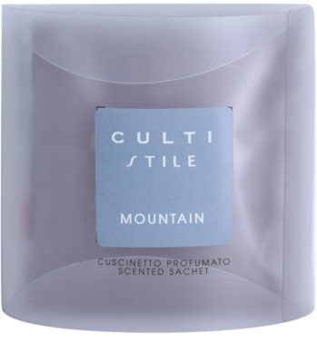 Culti Stile aроматизатор за гардероб   парфюмирана торбичка (Mountain)