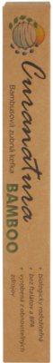 Curanatura Bamboo Bambus-Zahnbürste weich 3