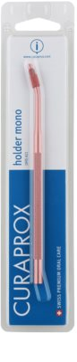 Curaprox Holder Mono  UHS 411 soporte profesional de aluminio para cepillos interdentales 1