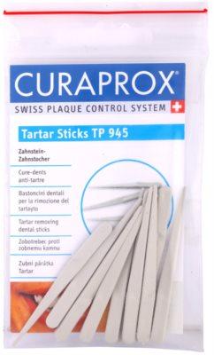 Curaprox TP 945 palillos de dientes acción antisarro