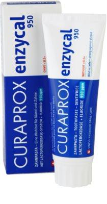 Curaprox Enzycal 950 dentífrico 2