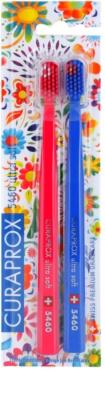 Curaprox 5460 Ultra Soft Hawai Edition escovas de dentes 2 unidades