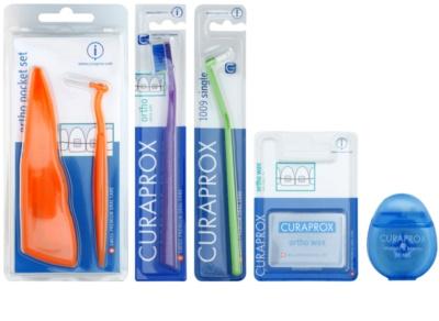 Curaprox Ortho Kosmetik-Set  II.