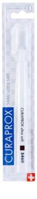 Curaprox 5460 Ultra Soft White Edition escova de dentes