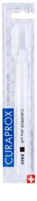 Curaprox 5460 Ultra Soft White Edition zubní kartáček