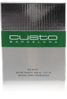 Custo Barcelona Custo Man toaletna voda za moške 4