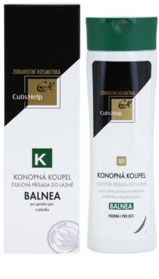 CutisHelp Health Care K - Balnea konopný kúpeľ 1