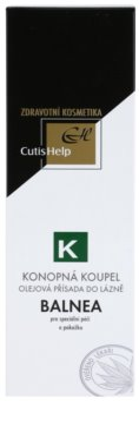 CutisHelp Health Care K - Balnea konopný kúpeľ 2