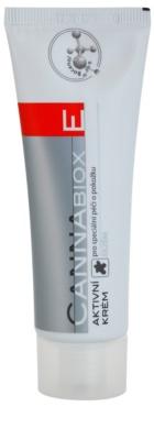 CutisHelp Medica CannaBiox E aktív krém allergiás és ekcémás bőrre
