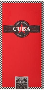 Czech & Speake Cuba Eau De Cologne unisex 4