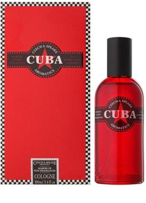 Czech & Speake Cuba Eau De Cologne unisex