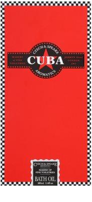 Czech & Speake Cuba aceite de ducha unisex 3