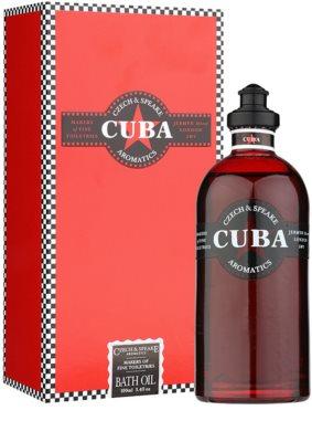 Czech & Speake Cuba aceite de ducha unisex 1