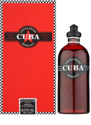 Czech & Speake Cuba sprchový olej unisex