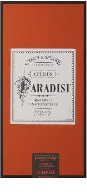 Czech & Speake Citrus Paradisi одеколон унисекс 4