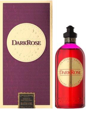 Czech & Speake Dark Rose tusoló olaj unisex