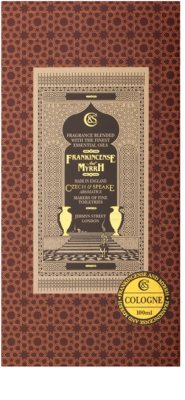 Czech & Speake Frankincense and Myrrh Eau De Cologne unisex 4