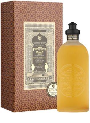 Czech & Speake Frankincense and Myrrh óleo de duche unissexo 1
