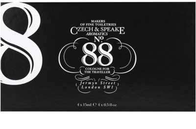 Czech & Speake No. 88 coffret presente 2