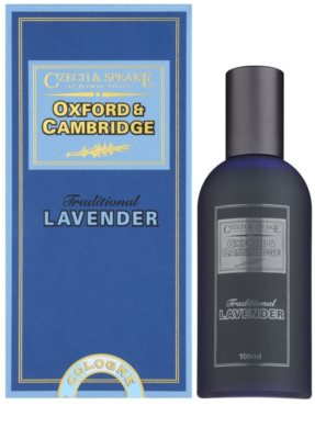 Czech & Speake Oxford & Cambridge Eau de Cologne unissexo