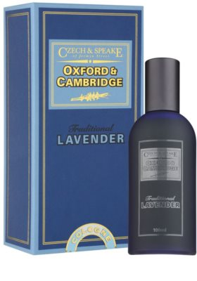 Czech & Speake Oxford & Cambridge Eau de Cologne unissexo 1