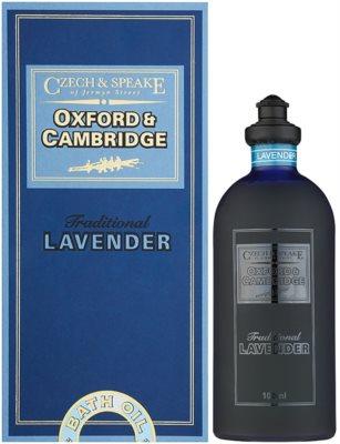 Czech & Speake Oxford & Cambridge óleo de duche unissexo