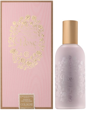Czech & Speake Rose colonia para mujer