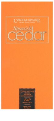 Czech & Speake Spanish Cedar parfémovaná voda unisex 4