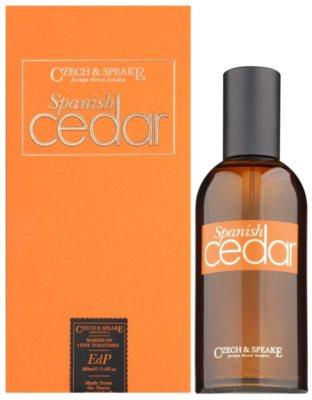 Czech & Speake Spanish Cedar parfémovaná voda unisex