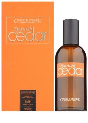 Czech & Speake Spanish Cedar parfumska voda uniseks