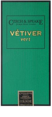 Czech & Speake Vetiver Vert Eau de Cologne unisex 4