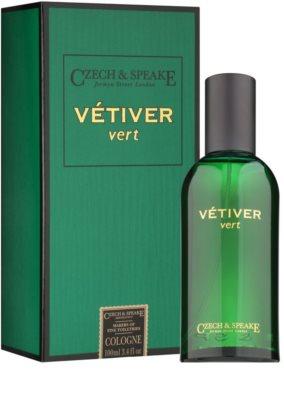 Czech & Speake Vetiver Vert Eau de Cologne unisex 1