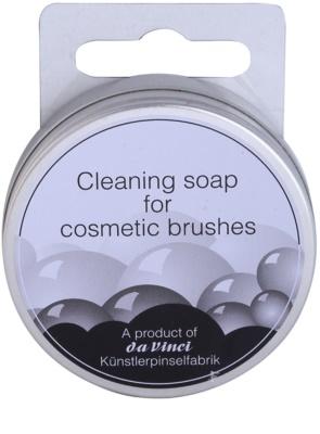 da Vinci Classic почистващ сапун  за козметични четки 1