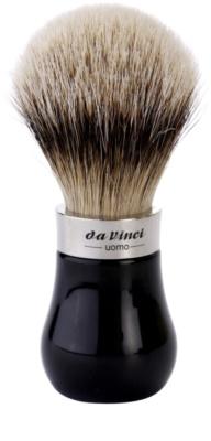 da Vinci Uomo borotválkozó ecset borz szőrből
