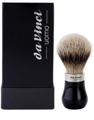 da Vinci Uomo borotválkozó ecset borz szőrből 1