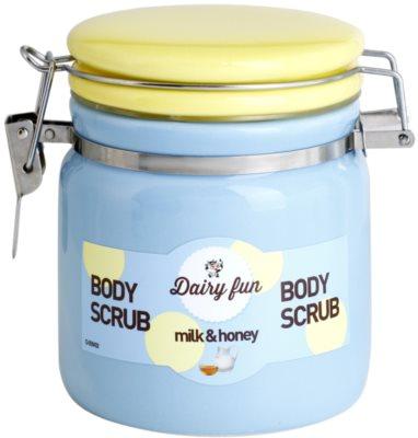 Dairy Fun Milk & Honey Körperpeeling