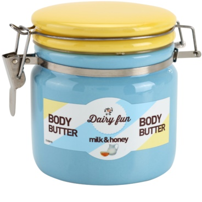 Dairy Fun Milk & Honey manteca corporal