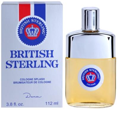 Dana British Sterling kölnivíz férfiaknak  szórófej nélkül