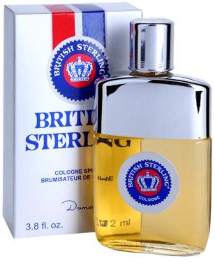 Dana British Sterling одеколон за мъже  без пръскачка 1