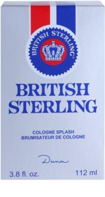 Dana British Sterling Eau de Cologne para homens  sem vaporizador 3