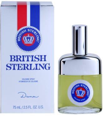 Dana British Sterling Eau de Cologne für Herren