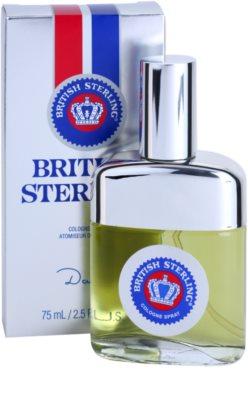 Dana British Sterling Eau de Cologne für Herren 1
