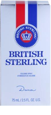 Dana British Sterling Eau de Cologne für Herren 4