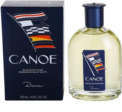 Dana Canoe Eau de Toilette para homens  sem vaporizador
