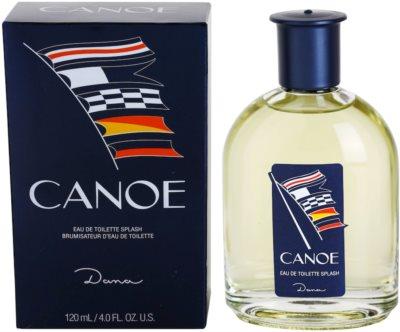 Dana Canoe toaletna voda za moške  brez razpršilnika