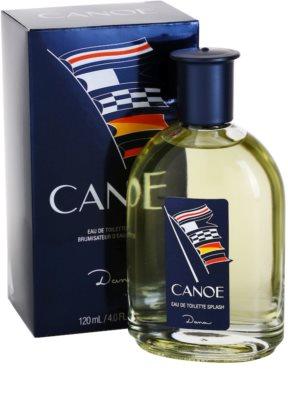 Dana Canoe Eau de Toilette für Herren  ohne Zerstäuber 2
